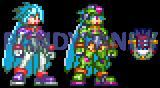 Mega Man Model K - Prometheus