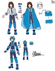 Avalon AU - Alexei / X