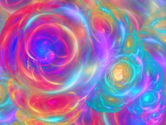 Galaxies by EllyrythWindriver