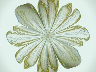 Shimmering Petals
