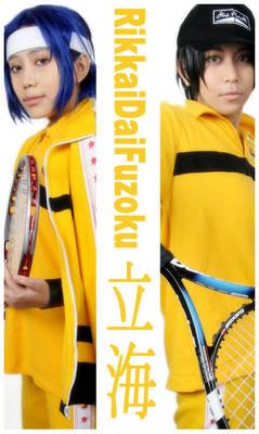 +Rikkai+ - The Captains
