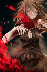 Violin by Plaguey