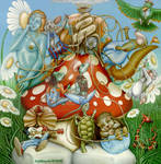 the Caterpillar by PietrOtelloRomano