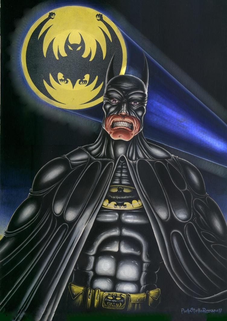 the Batman Venom by PietrOtelloRomano