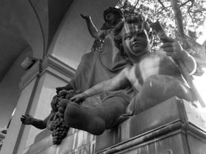 Verano Monumental Cemetery of Rome 03