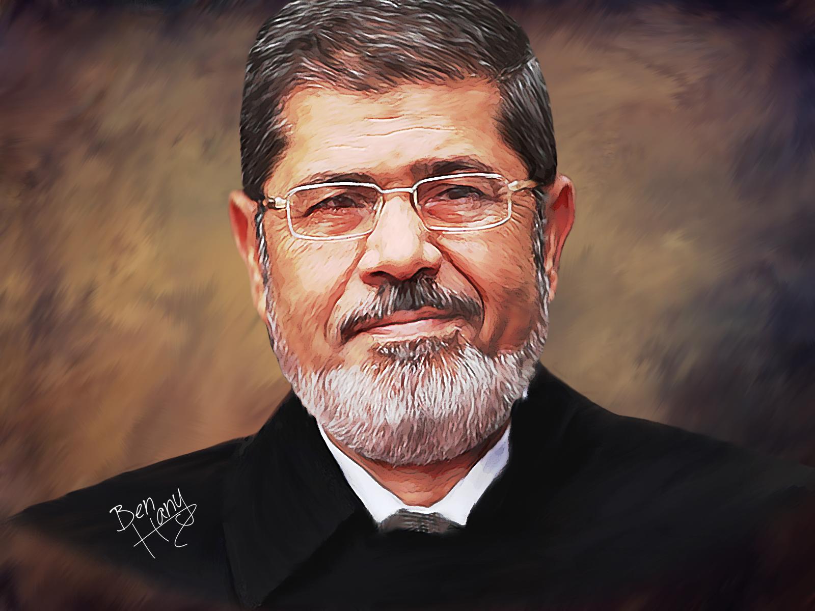 mohamed morsi - photo #9