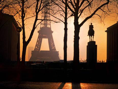Waking up in Paris