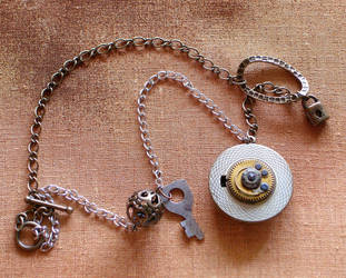 Lock and Key by cjgrand