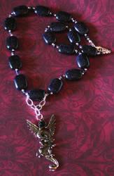 Starry Night Necklace by cjgrand