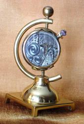 Brass Steampunk Display Piece by cjgrand