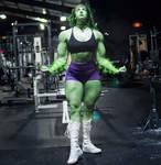 She Hulk + Effects