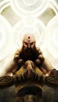 Diablo III - Monk by Tyrune