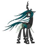 Queen Chrysalis: But I should be a butterfly