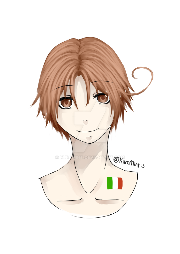 Redraw- APH North Italy by KuroMint