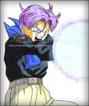 Trunks from Dragon Ball
