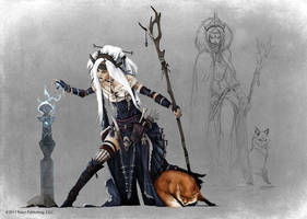 Pathfinder - Witch by TimKings-Lynne
