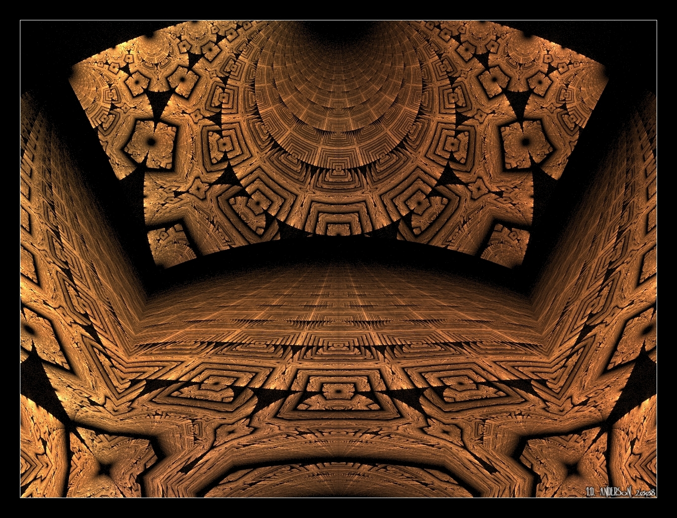 Sanctum sanctorum by IDeviant