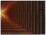 At the end of the tunnel by IDeviant