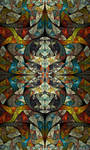 The new stained glass by IDeviant
