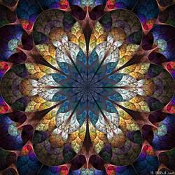 The mandala of unfolding