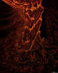 Mountains of fire by IDeviant