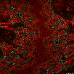 Lava flow by IDeviant