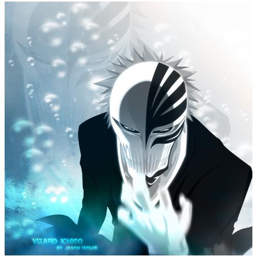 Vizard Ichigo by VampSP