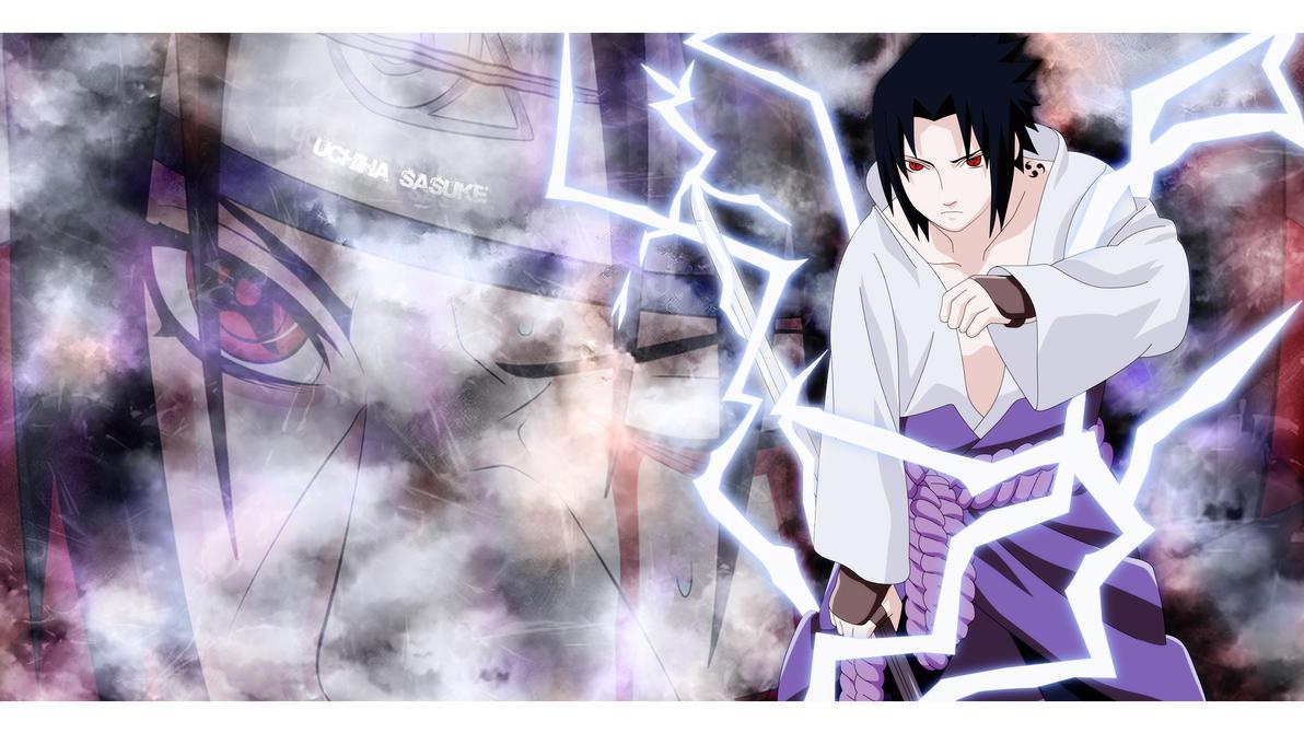 Sasuke Uchiha Wallpaper