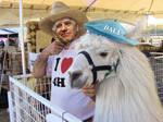 Biden Meets 'Dali' The Llama