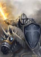 Knight Rider by VenskeArts