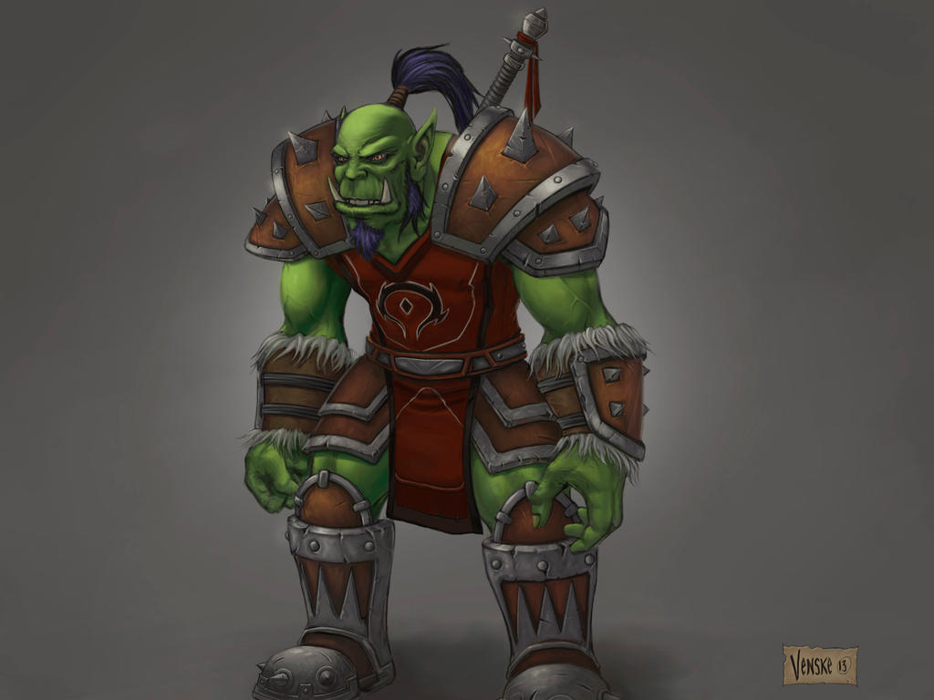 warcraft orc horde - photo #22