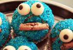 Sid (Cookie Monster) by cookiiemon