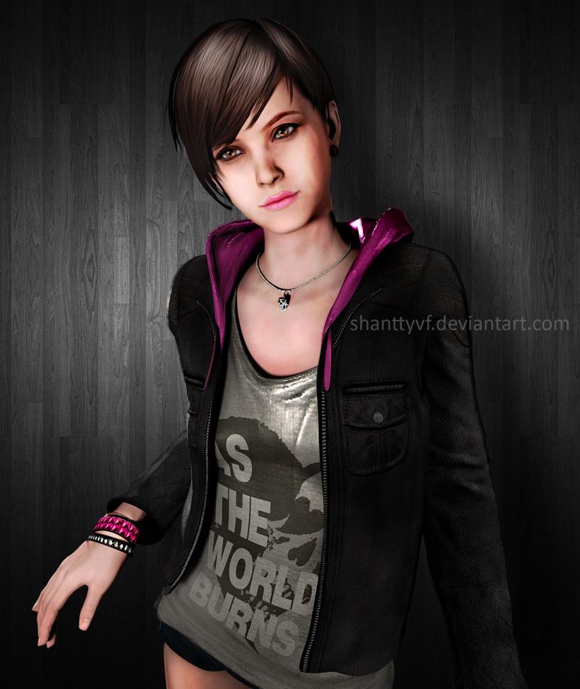 Moira Burton by Shanttyvf