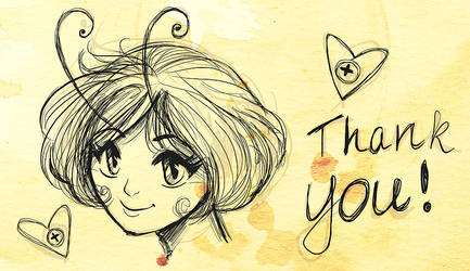 Thank you! by I-FEATURE-Y0U