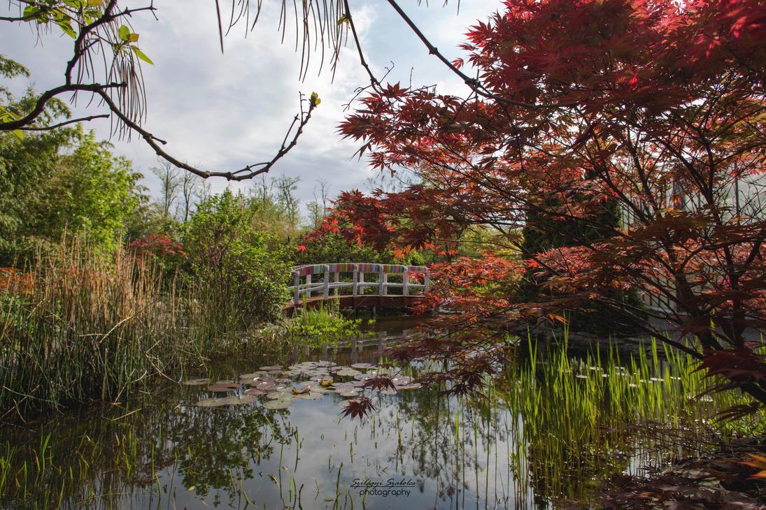 Mini japanese garden by 67szabi on deviantart for Mini japanese garden