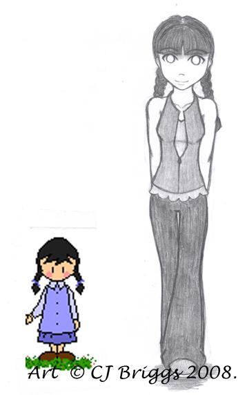 The Girls - 05. Ko by artisticTaurean