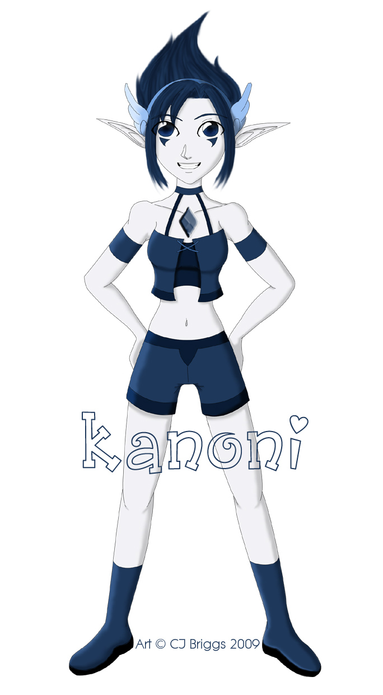 Kanoni - concept pic by artisticTaurean