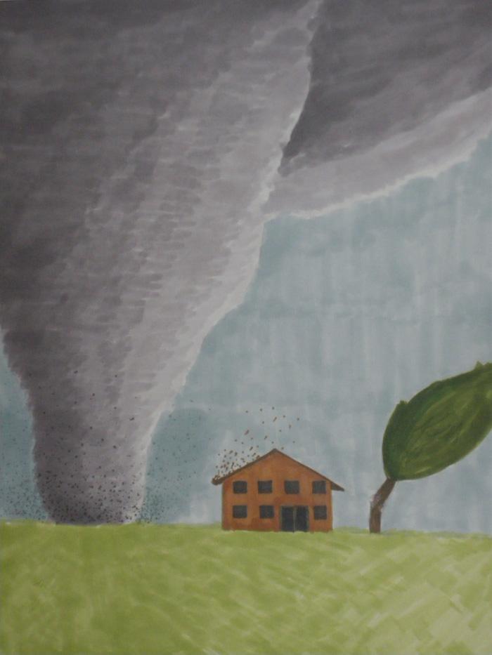 Power - Tornado by artisticTaurean
