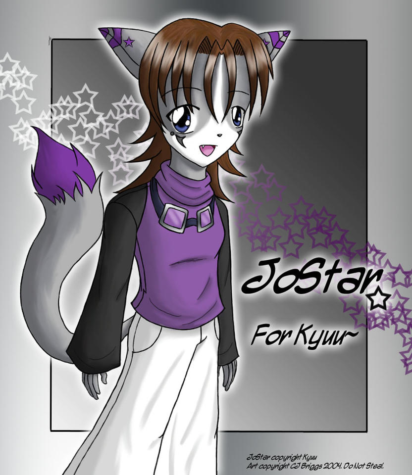 JoStar for Ginji-Kyuu by artisticTaurean