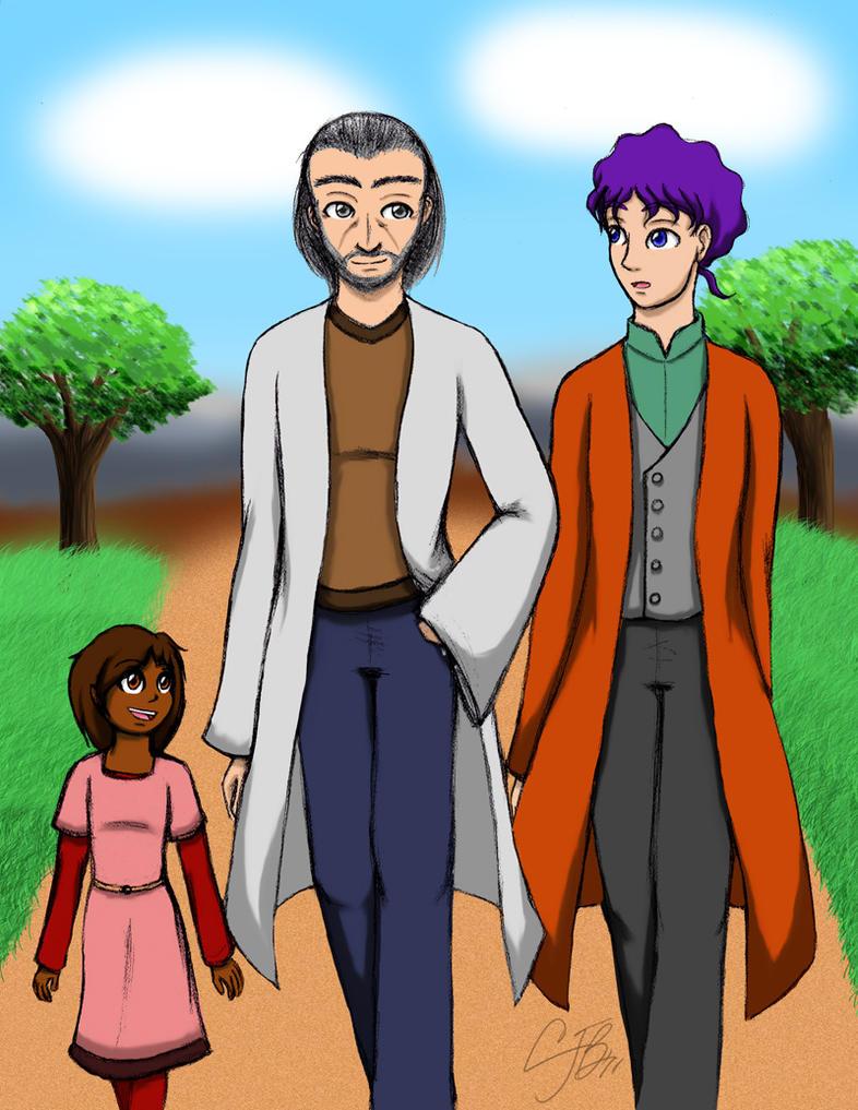Family by artisticTaurean