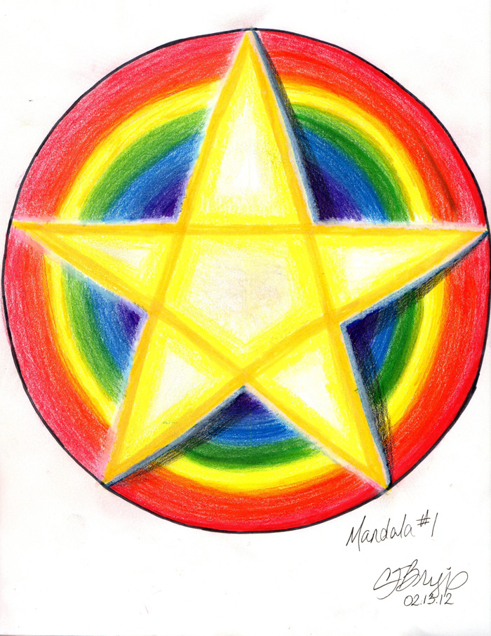 Mandala Project - 01 by artisticTaurean
