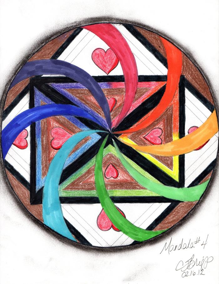 Mandala Project - 04 by artisticTaurean