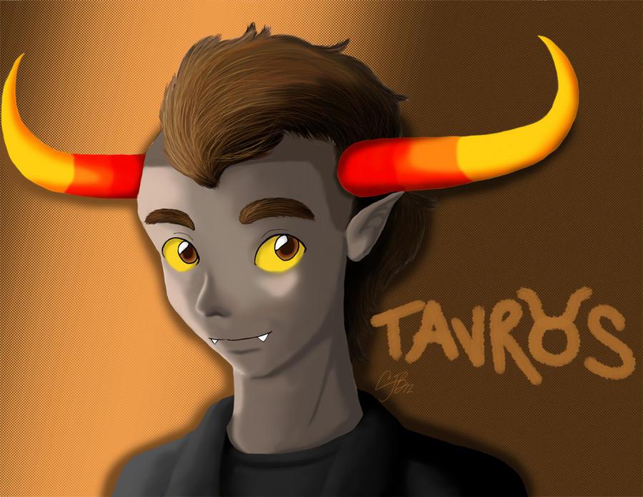 HS: Tavros Nitram by artisticTaurean