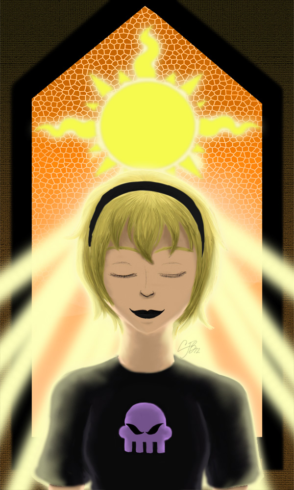 HS: Seer of Light by artisticTaurean