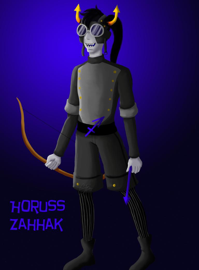 HS: Horuss by artisticTaurean