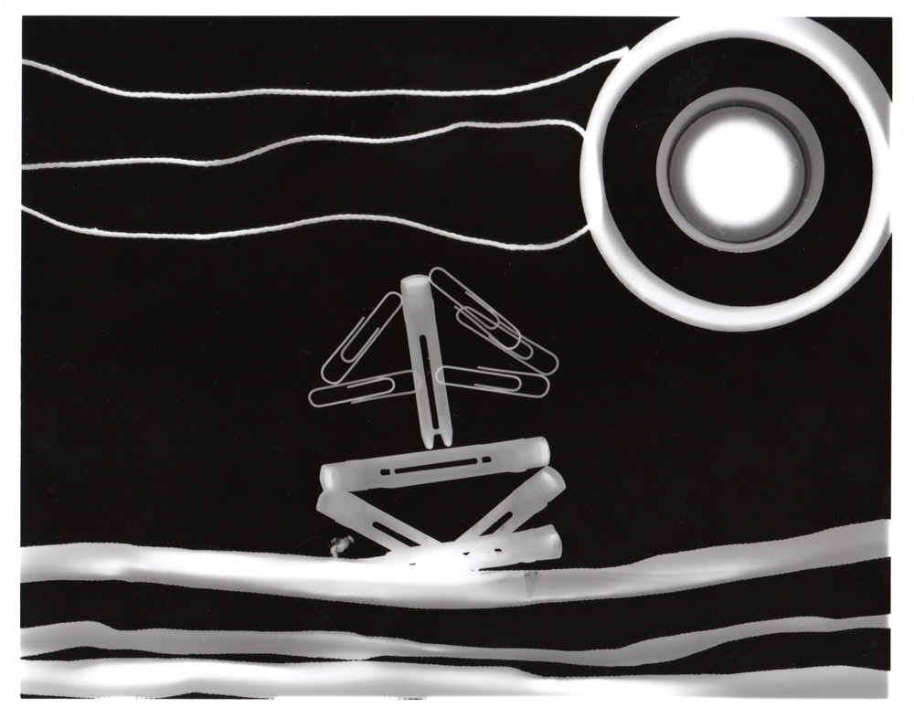 Photogram 03 - Sailing by artisticTaurean