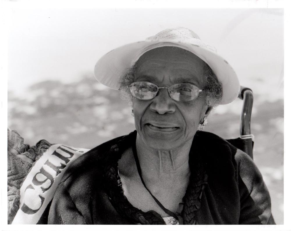 Portrait 02 - Grandma Thelma by artisticTaurean