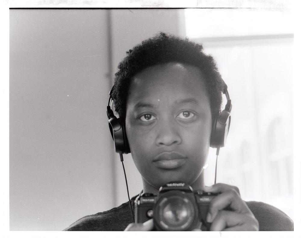 Reflection 05 - Me by artisticTaurean