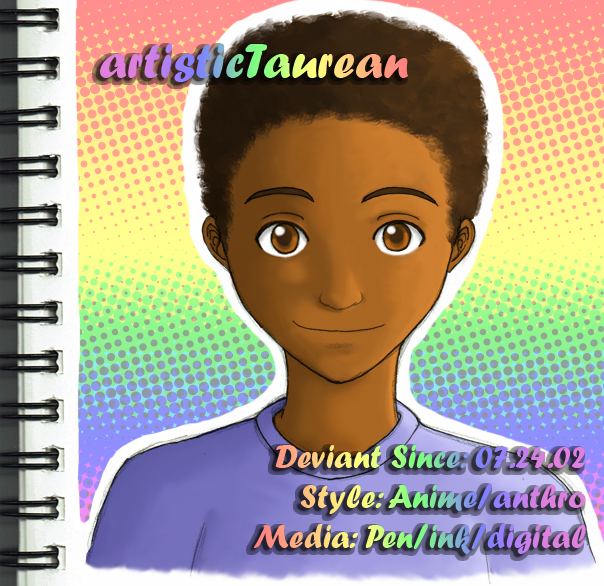 artisticTaurean's Profile Picture