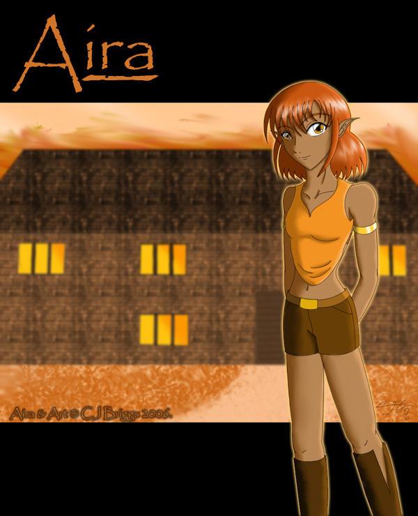 Aira by artisticTaurean